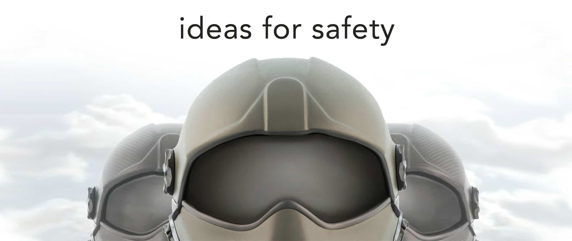 helicopter helmets